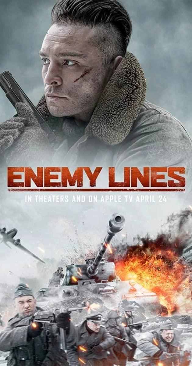 دانلود فیلم Enemy Lines 2020 - خطوط دشمن