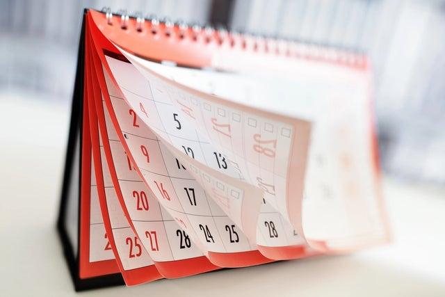 آشنایی با انواع تقویم های جهان