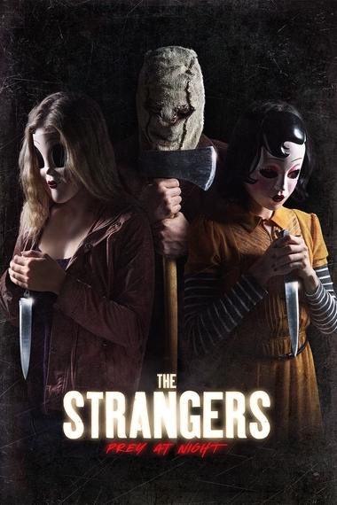 دانلود فیلم The Strangers Prey at Night 2018 دوبله فارسی