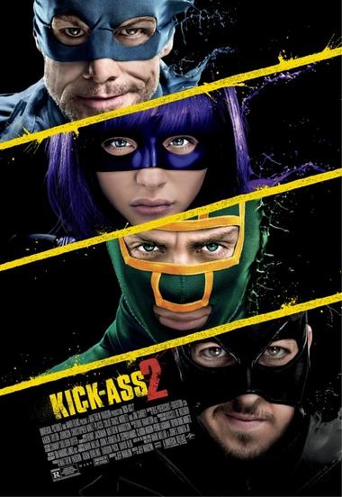 دانلود فیلم Kick Ass 2 2013 دوبله فارسی - کیک اس 2