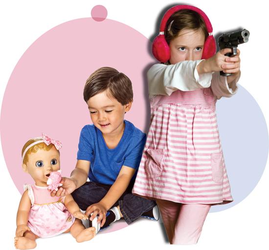 چگونه از هویت جنسی کودکمان مراقبت کنیم؟