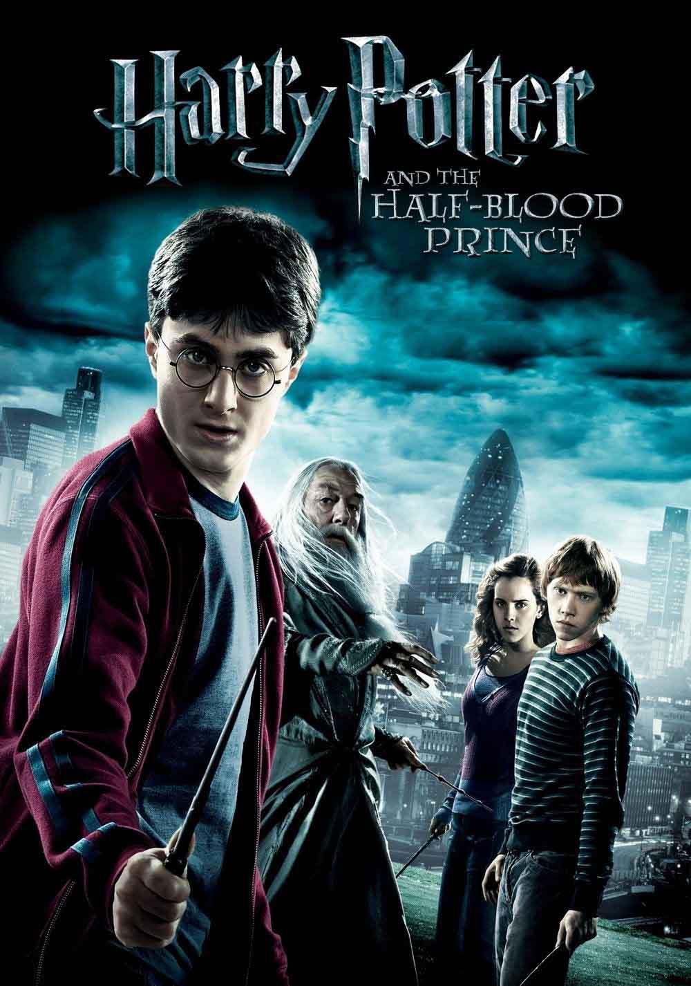 دانلود فیلم Harry Potter and the Half Blood Prince 2009 دوبله فارسی - هری پاتر 6