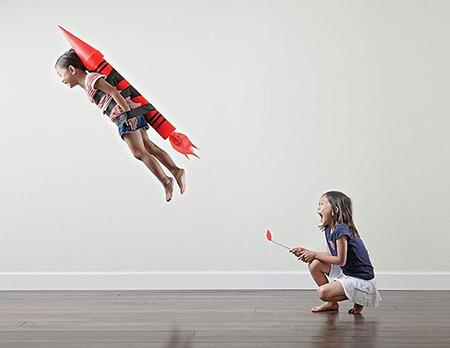روشهای ساده برای پرورش بچه های خلاق