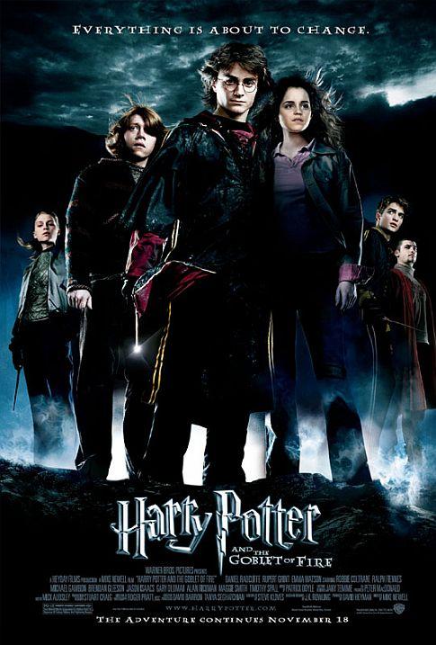 دانلود فیلم Harry Potter and the Goblet of Fire 2005 دوبله فارسی  - هری پاتر 4
