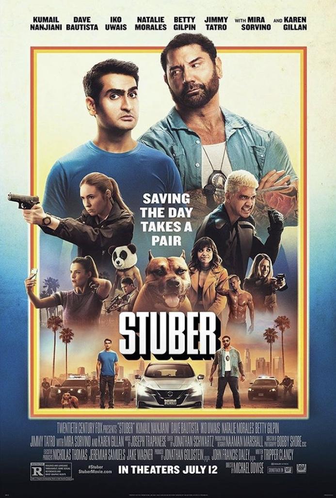 دانلود فیلم Stuber 2019 - استوبر