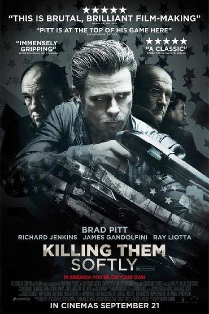دانلود فیلم Killing Them Softly 2012 دوبله فارسی - کشتار با لطافت