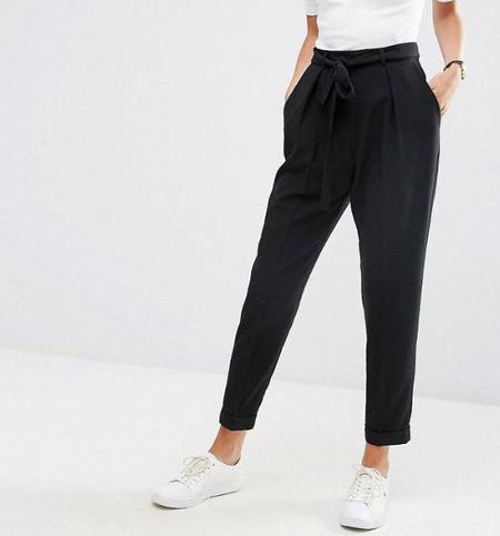 مدل شلوار فاق بلند زنانه