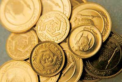 قیمت سکه ۷۰ هزار تومان کاهش یافت