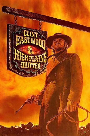 دانلود فیلم High Plains Drifter 1973 دوبله فارسی - ولگرد دشتهای مرتفع