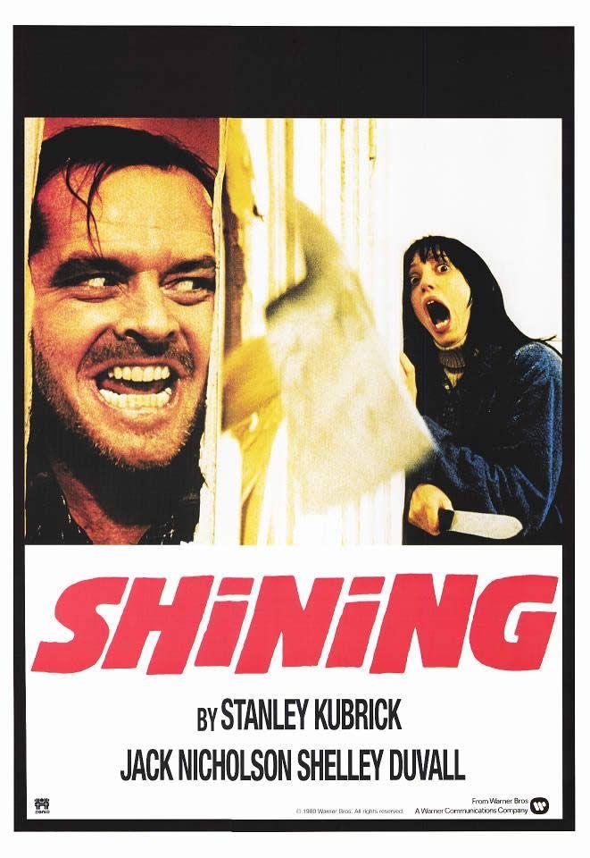 دانلود فیلم The Shining 1980 دوبله فارسی - درخشش