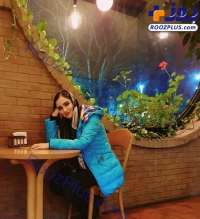 عکس هانيه غلامي در شهر کتاب