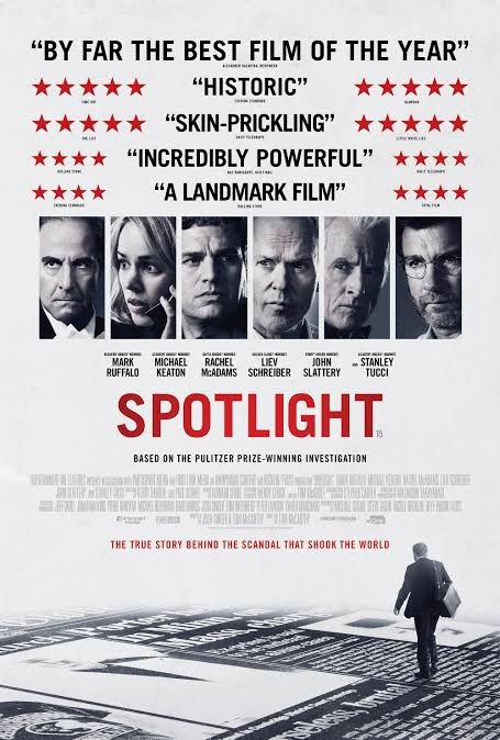 دانلود فیلم Spotlight 2015 دوبله فارسی - اسپاتلایت