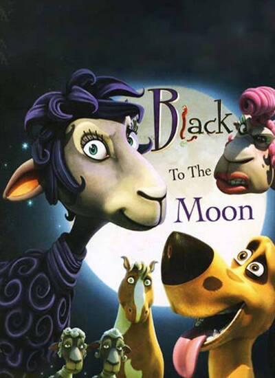 دانلود انیمیشن ببعی به ماه می رود دوبله فارسی Black to the Moon 2013