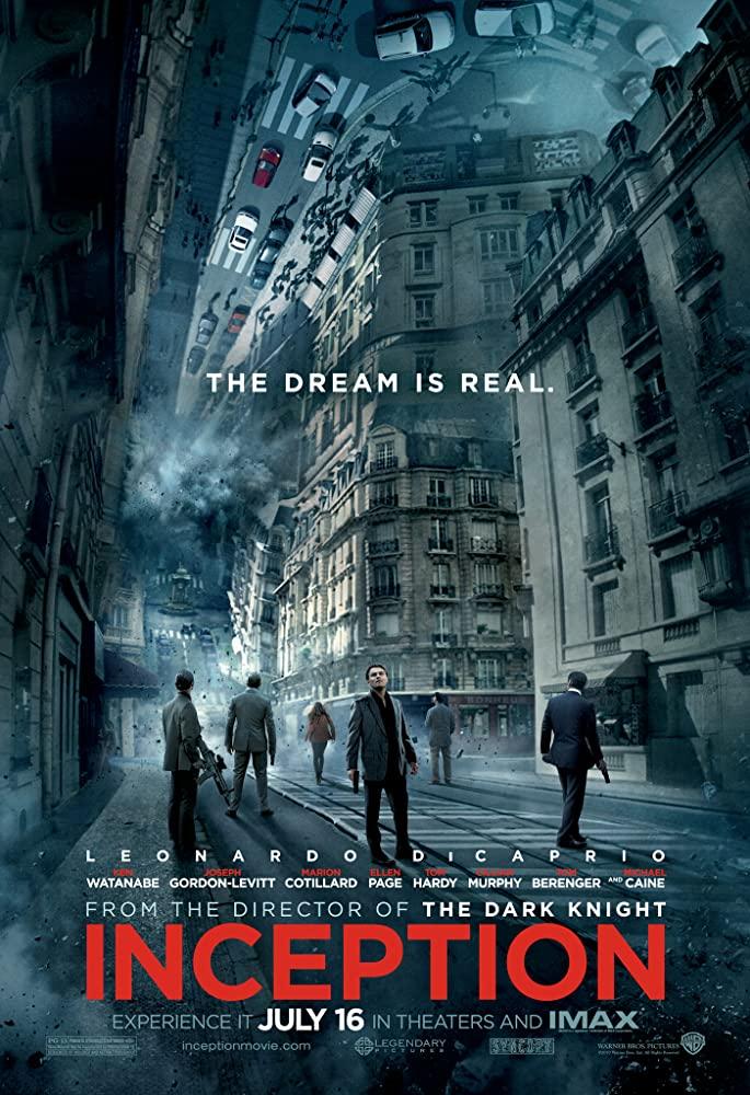 دانلود فیلم Inception 2010 دوبله فارسی - اینسپشن ( تلقین )