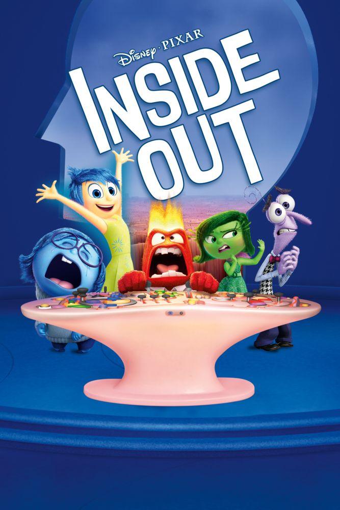 دانلود انیمیشن Inside Out 2015 دوبله فارسی - ظاهر و باطن
