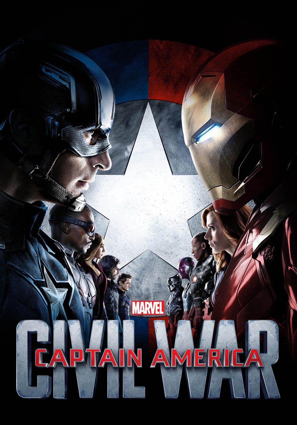 دانلود فیلم Captain America Civil War 2016 دوبله فارسی - کاپیتان آمریکا جنگ داخلی