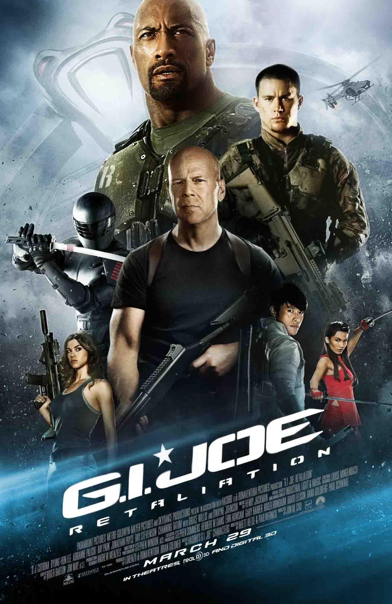 دانلود فیلم G.I. Joe: Retaliation 2013 دوبله فارسی - جی آی جو