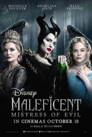 دانلود فیلم Maleficent Mistress of Evil 2019 دوبله فارسی - مالیفیسنت 2