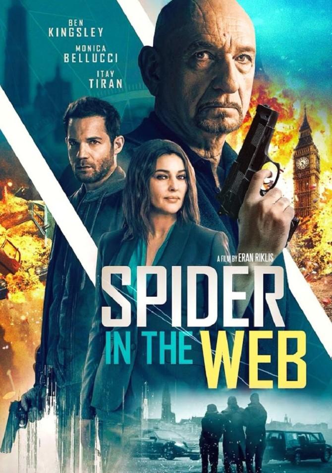 دانلود فیلم Spider in the Web 2019 - عنکبوت در تار