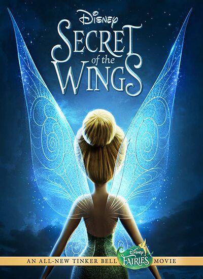 دانلود انیمیشن تینکر بل راز بال ها دوبله فارسی Secret of the Wings 2012