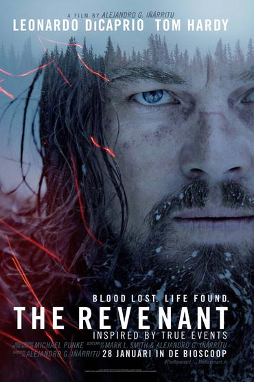 دانلود فیلم The Revenant 2015 با دوبله فارسی - بازگشته