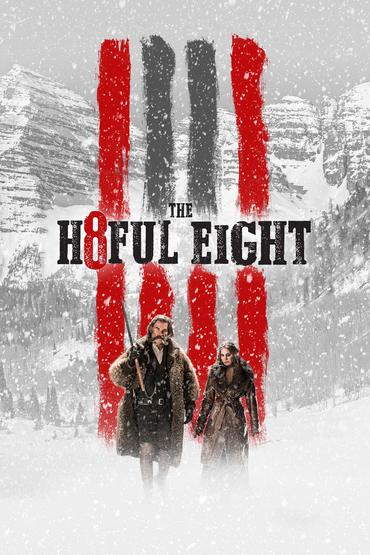 دانلود فیلم The Hateful Eight 2015 دوبله فارسی - هشت نفرت انگیز