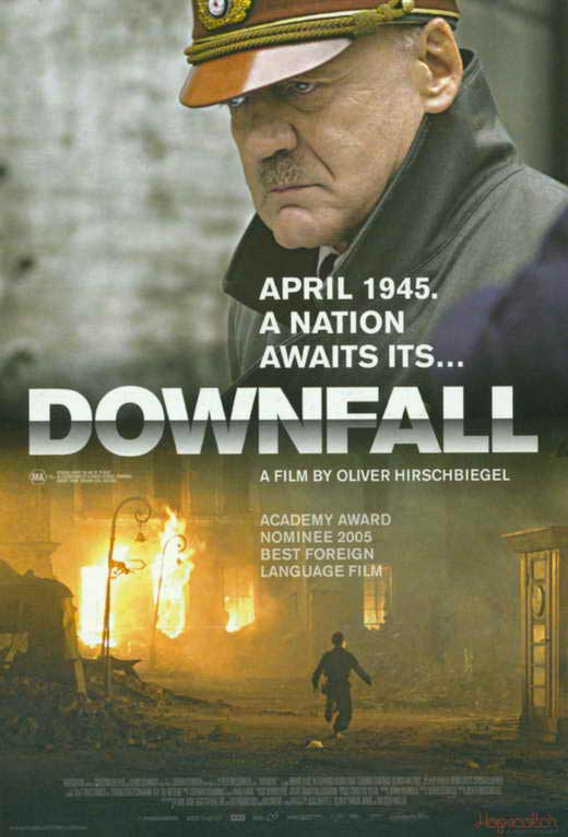 دانلود فیلم Downfall 2004 دوبله فارسی - سقوط
