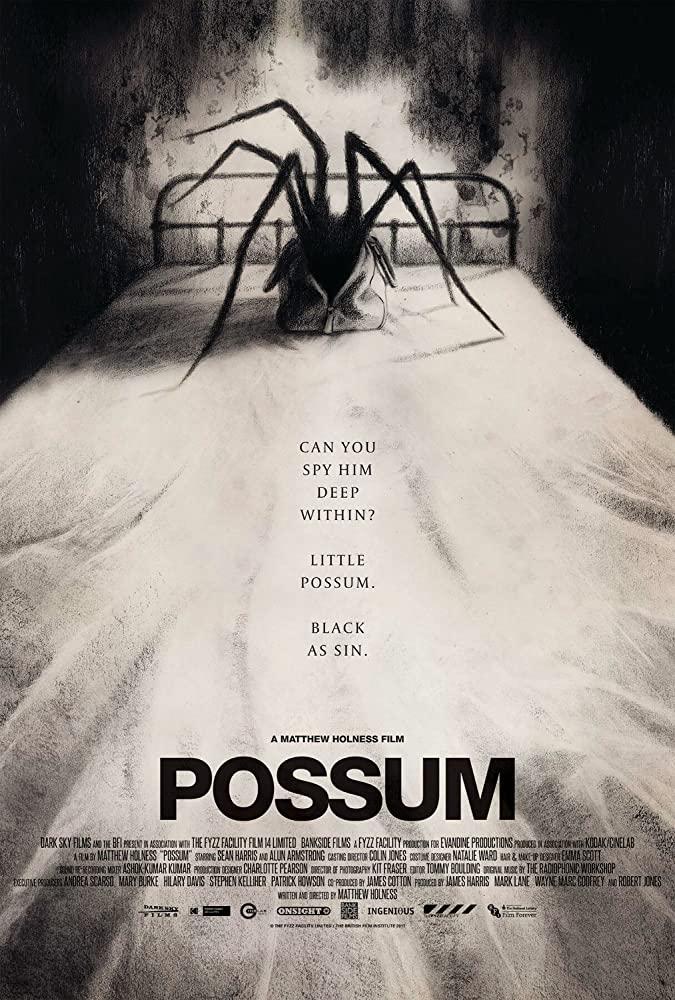 دانلود فیلم Possum 2018 دوبله فارسی - پاسم