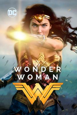 دانلود فیلم Wonder Woman 2017 دوبله فارسی - زن شگفت انگیز