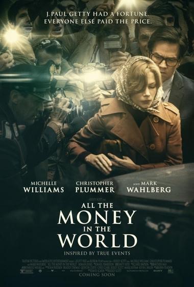 دانلود فیلم All the Money in the World 2017 دوبله فارسی - تمام پول های جهان