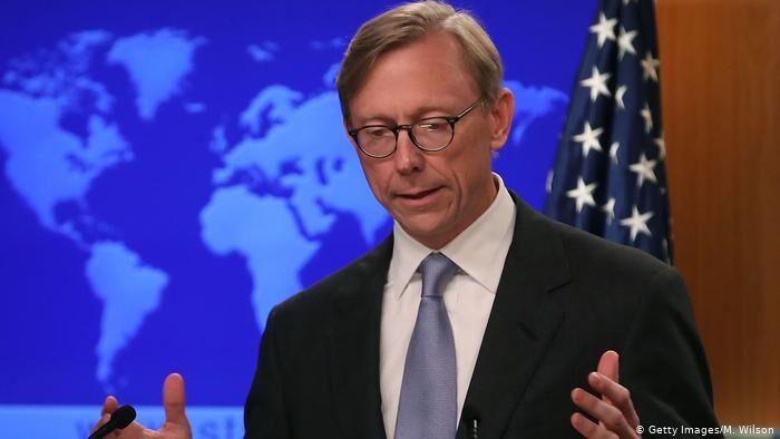 هوک: از هر گزینه دیپلماتیک برای تمدید تحریم تسلیحاتی ایران استفاده میکنیم