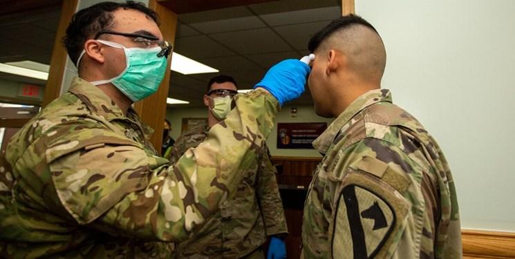 پنتاگون: مبتلایان به کرونا در نیروهای مسلح آمریکا از ۷۱۰۰ نفر فراتر رفت