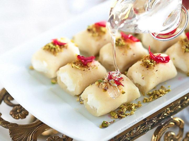خوشمزهترین دسرهای عربی برای افطاری در ماه رمضان
