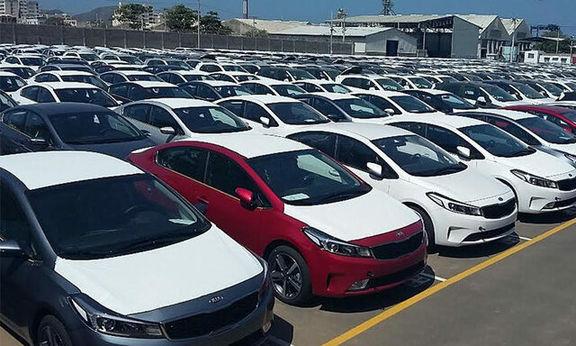 سقوط آزاد قیمت خودروهای خارجی با ترخیص خودروهای دپوشده از گمرک