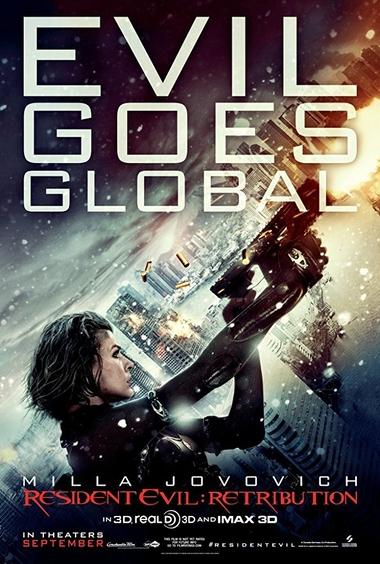 دانلود فیلم Resident Evil Retribution 2012 - رزیدنت اویل قصاص