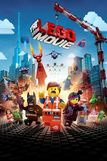 دانلود انیمیشن The Lego Movie 2014 دوبله فارسی - لگو 1