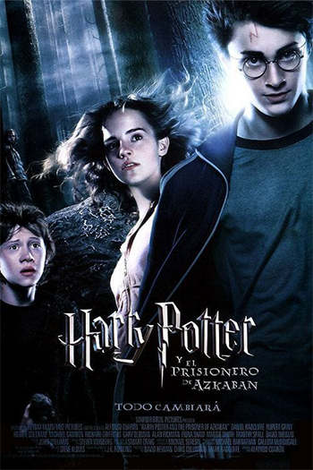 دانلود فیلم Harry Potter and the Prisoner of Azkaban 2004 دوبله فارسی - هری پاتری 3