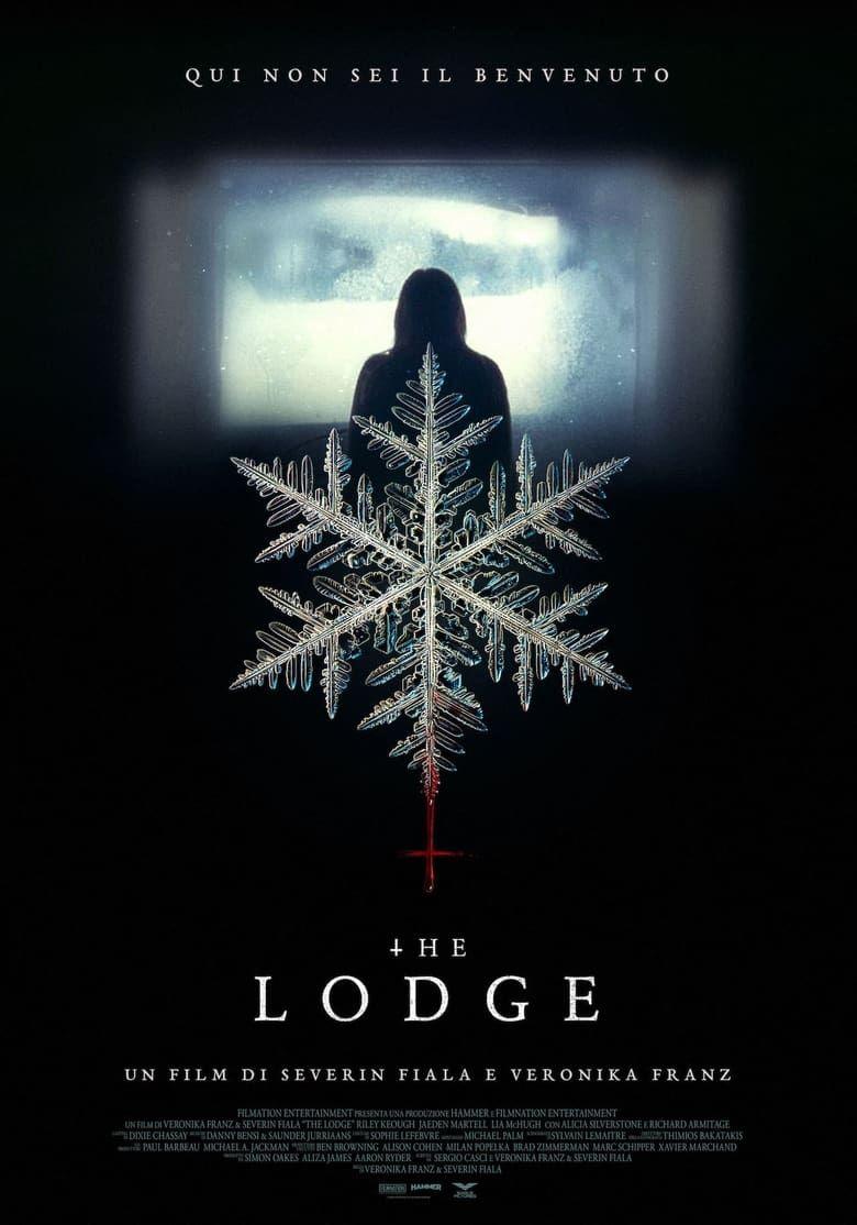 دانلود فیلم The Lodge 2019 - کلبه