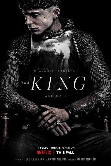 دانلود فیلم The King 2019 دوبله فارسی - پادشاه