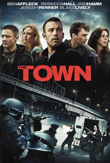 دانلود فیلم The Town 2010 دوبله فارسی - شهر