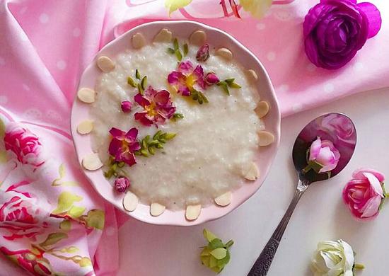 افطاری روز؛ شیر برنج