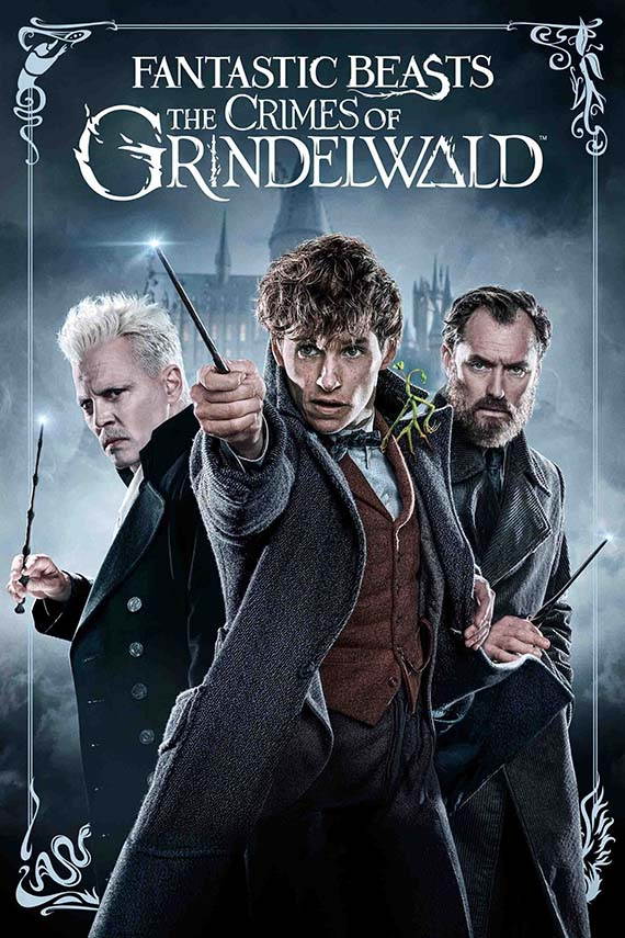 دانلود فیلم Fantastic Beasts The Crimes of Grindelwald 2018 دوبله فارسی - جانوران شگفت انگیز 2