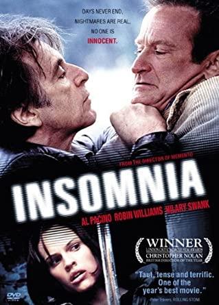 دانلود فیلم Insomnia 2002 دوبله فارسی - بیخوابی