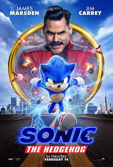 دانلود فیلم Sonic the Hedgehog 2020 دوبله فارسی - سونیک 2020