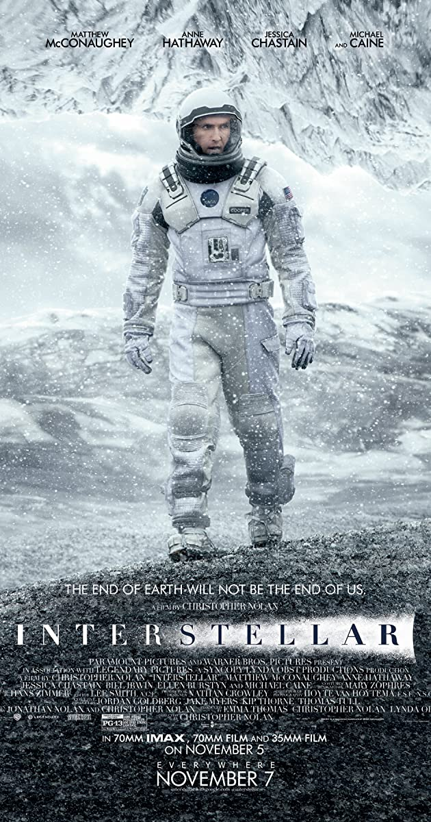 دانلود فیلم Interstellar 2014 دوبله فارسی - اینتراستالار | در میان ستارگان