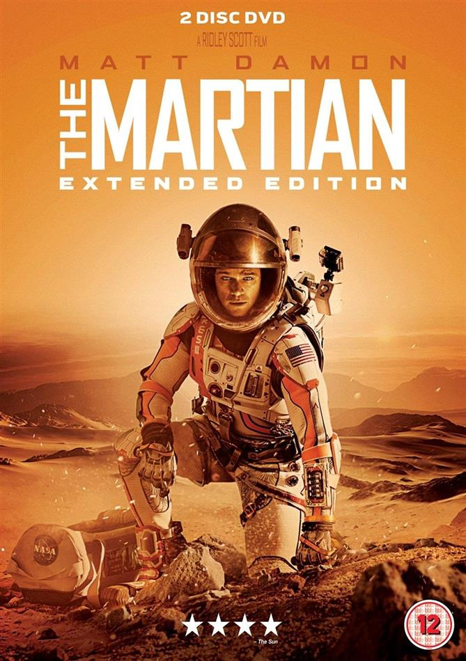 دانلود فیلم The Martian 2015 دوبله فارسی - مریخی