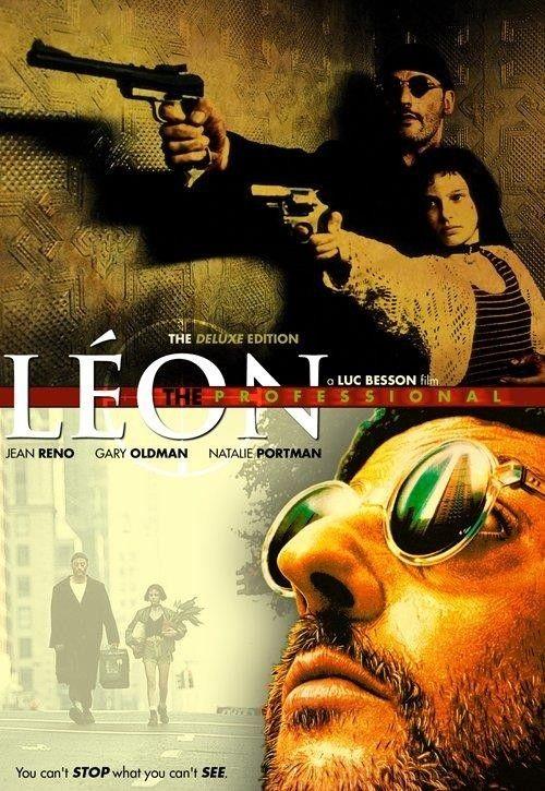 دانلود فیلم Leon The Professional 1994 دوبله فارسی - لئون حرفه ای