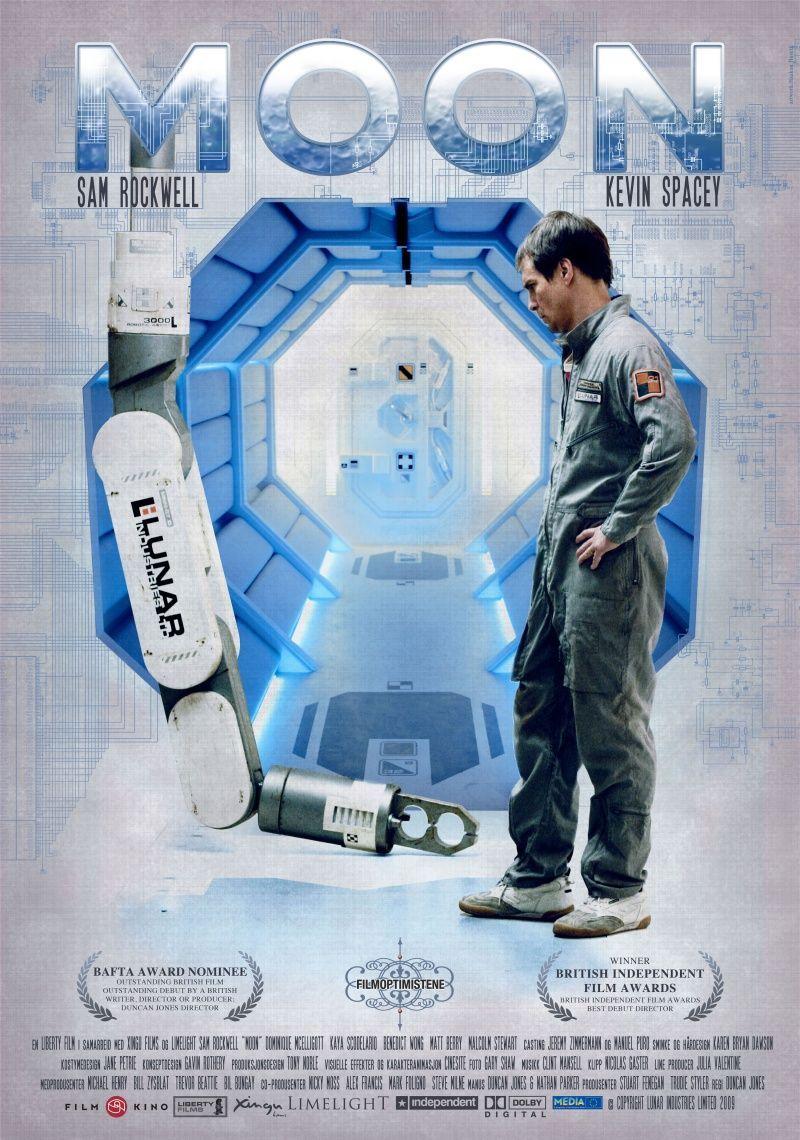 دانلود فیلم Moon 2009 دوبله فارسی - ماه