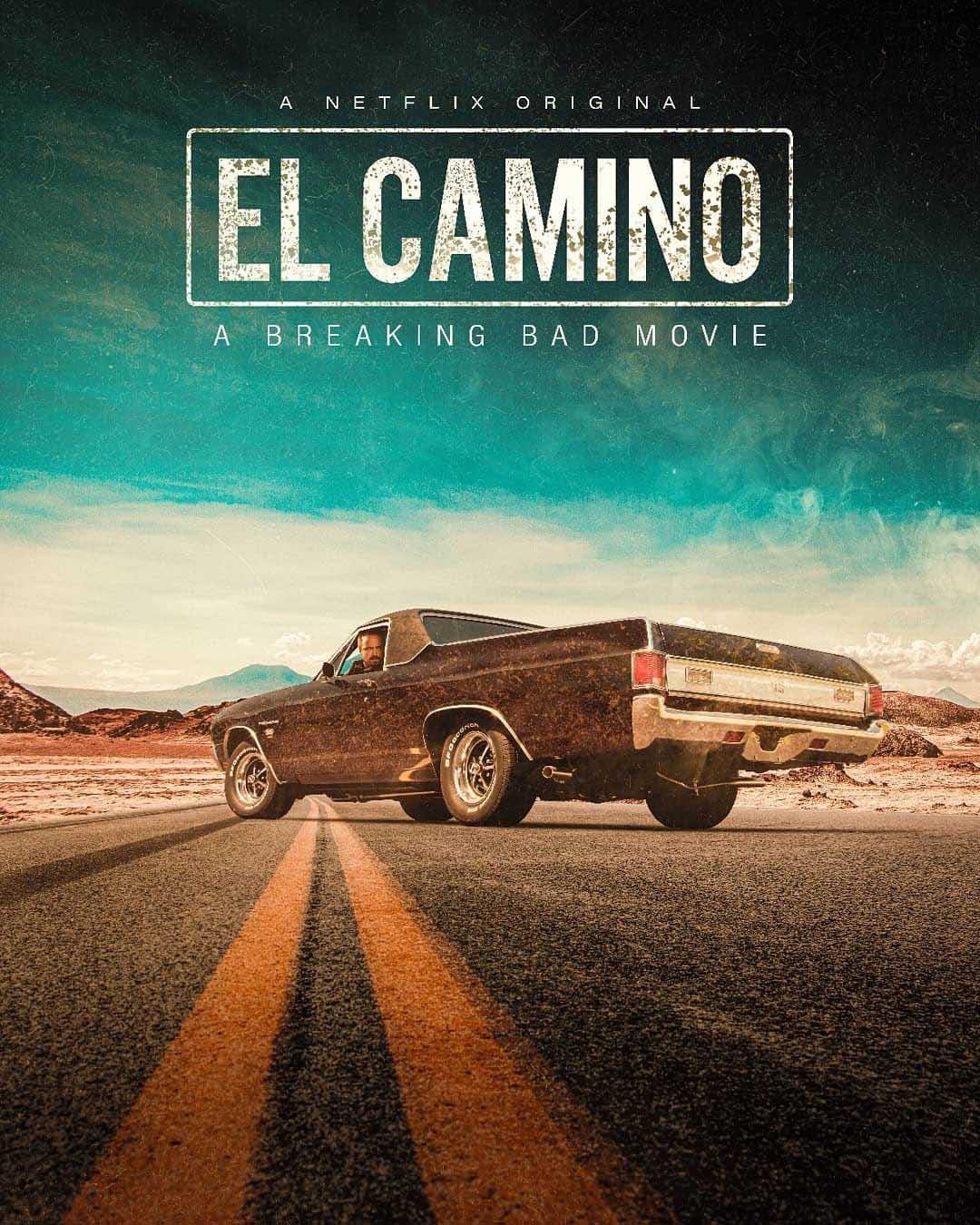 دانلود فیلم El Camino A Breaking Bad Movie 2019 - ال کامینو فیلم برکینگ بد