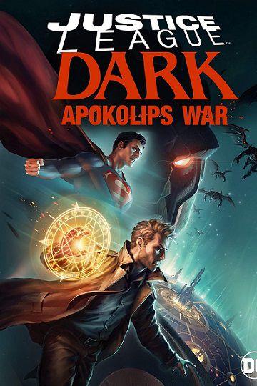 دانلود انیمیشن Justice League Dark Apokolips War 2020 دوبله فارسی - لیگ عدالت تاریک جنگ آپوکالیپس